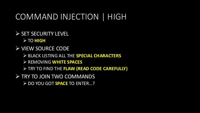 What is Command Injection Vulnerability - Hackers Third Eye
